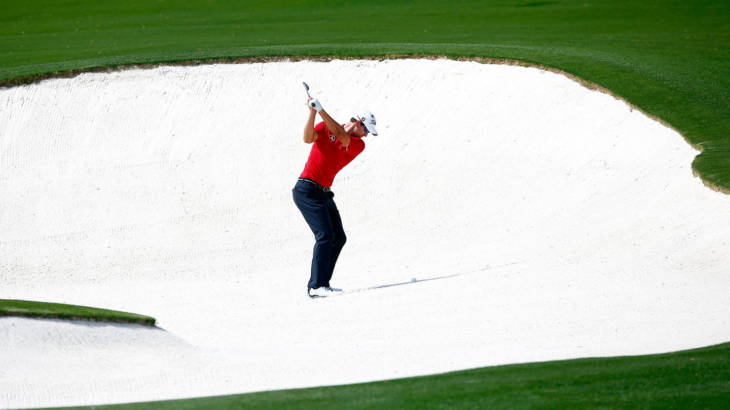 A Brief History of The Masters: The White Feldspar Bunkers